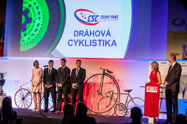 Král cyklistiky 2015 - dráhaři