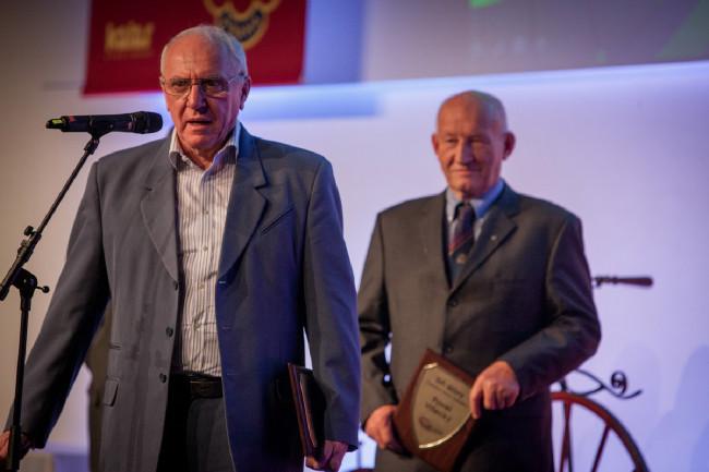 Král cyklistiky 2015 - Pavel Doležel, historicky první Král cyklistiky z roku 1965