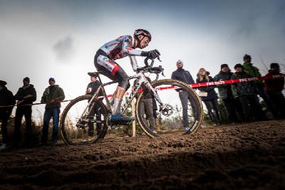 MČR cyklokros 2016: Michael Boroš
