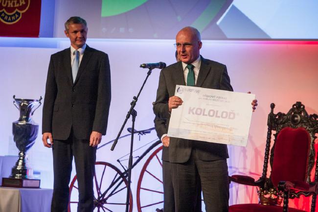 Král cyklistiky 2015 - vítěz dostal i zájezd do Jadranu