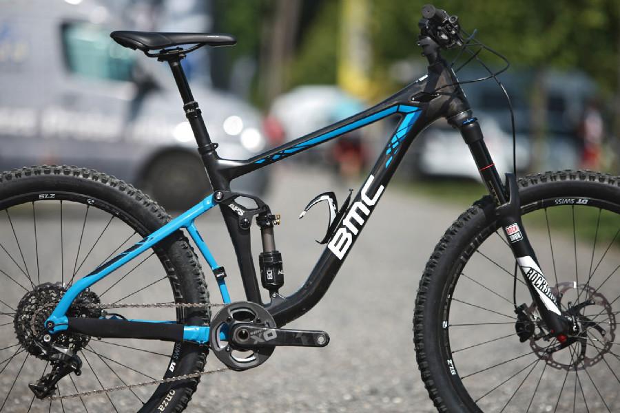 BMC SF02 Trailcrew