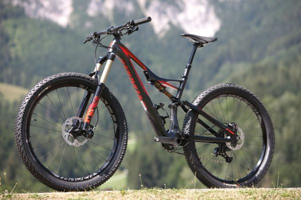Specialized SJ FSR Expert Carbon 6Fattie