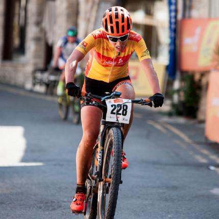 Sunshine Cup #1 - Elisabeth Branda vyhrála úvodní dvě etapy Afxentie