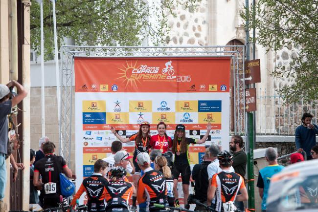 Sunshine Cup #1 - Adéla Šafářová