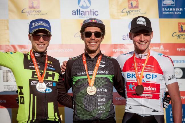 Sunshine Cup #1 - 1. Fontana, 2. Marotte, 3. van der Poel - takové bylo podium čtvrtého dne