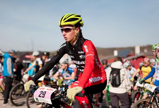 Jana Czeczinkarová jde na start