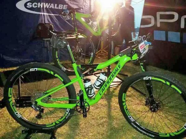 Cannondale Scalpel 2017