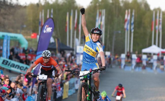 Irina Popova - nová mistryně Evropy ve sprint eliminatoru