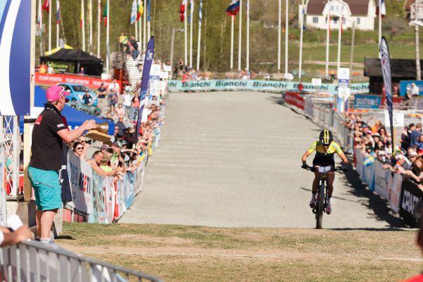 Mistrovství Evropy XCO 2016, Huskvarna - sobotní XCO