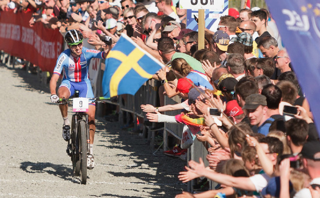 Mistrovství Evropy XCO 2016 - neděle
