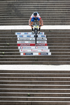 Pražské schody 2016 - závod juniorů
