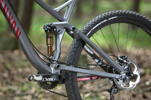 Canyon Nerve AL 9.9 LTD