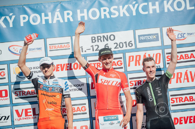Český pohár XCO 2016 - Brno