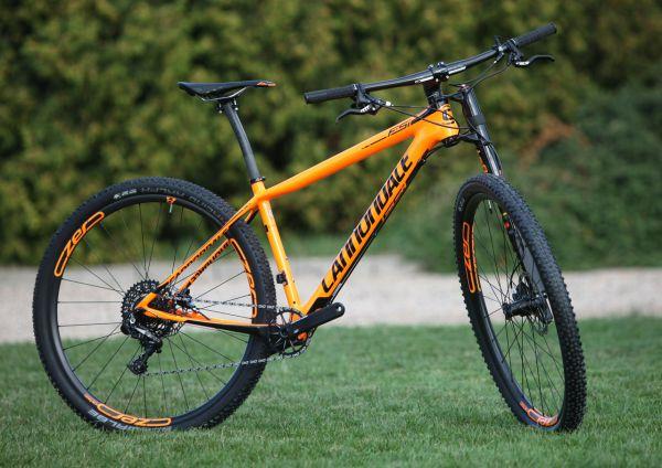 Cannondale FSi Carbon 2