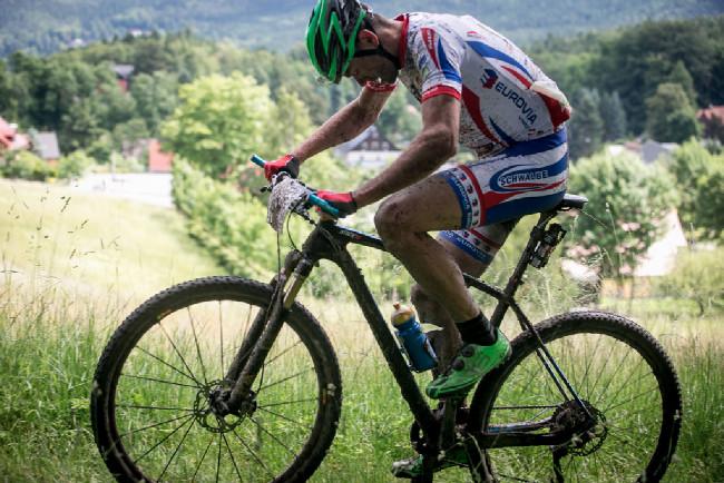Michal Bubílek se musel porvat s defektem