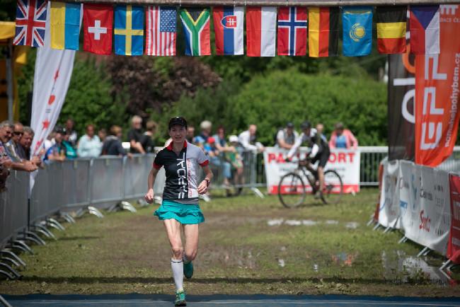 Byli i tací, kteří 20 km absolvovali běžecky....
