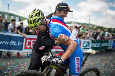Česká radost v týmu Topeak Ergon