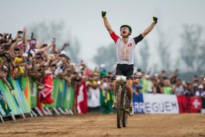 Nino Schuter je olympijský vítěz!