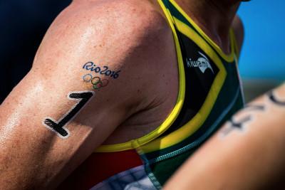 byl chvilku čas zajít se podívat na triatlon