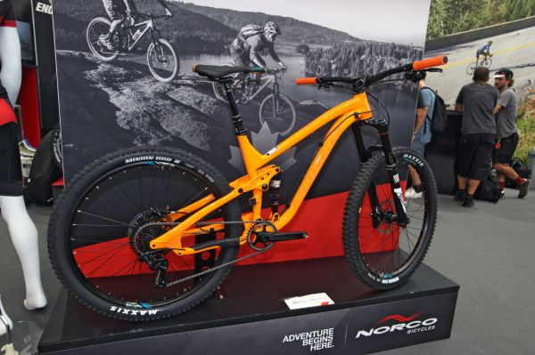 Norco 2017 - Eurobike