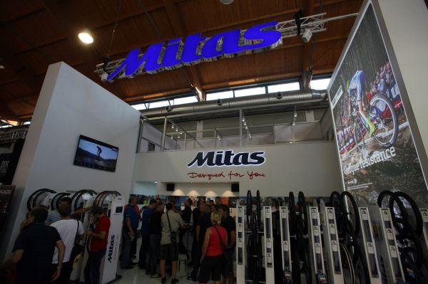 Eurobike 2016 - kompletně nový stánek Mitasu