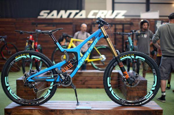 Santa Cruz 2017 - Eurobike