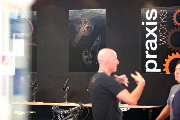 Praxis Works 2017 - Eurobike