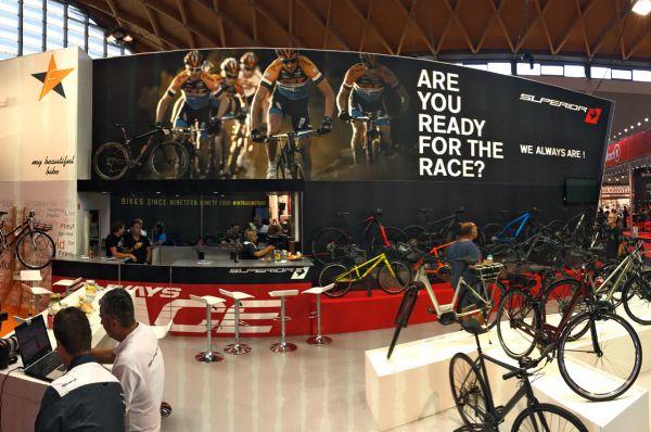 Eurobike 2016 - klasický koncept zachoval Fikefun se Superiorem
