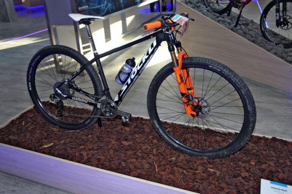 Závodní XC bike Jolandy Neff