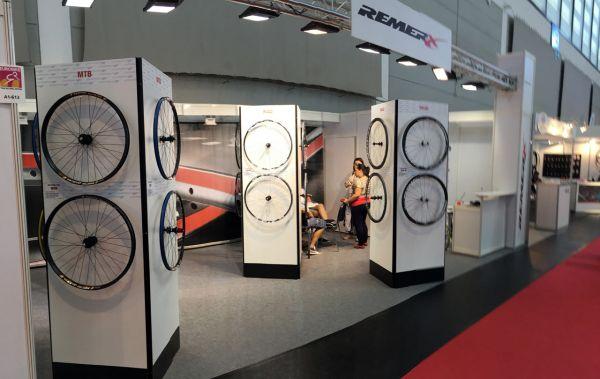 Eurobike 2016 - Remerx přivezl do Hafenu své nové karbony