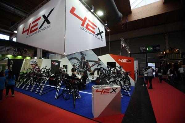 Eurobike 2016 - 4EX = 4Ever pokud byste to nevěděli