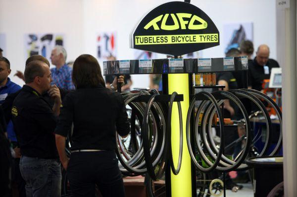 Eurobike 2016 - Nechyběli ani galuskáři z Tufa