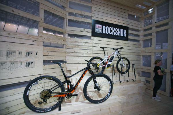 Rock Shox 2017 - Eurobike