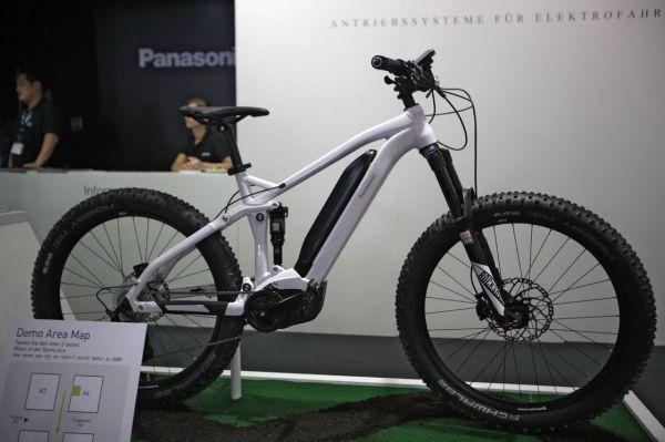 Eurobike 2016 - Elektro