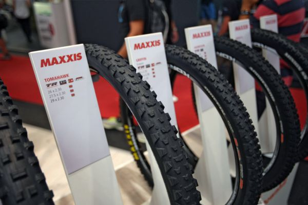 Maxxis 2017 - Eurobike