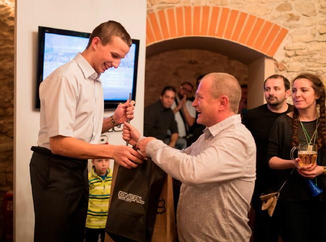 Enduro Serie 2016 - vyhlášení vítězů