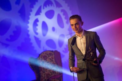 Nejlepším cyklokrosařem vyhlášen Michael Boroš