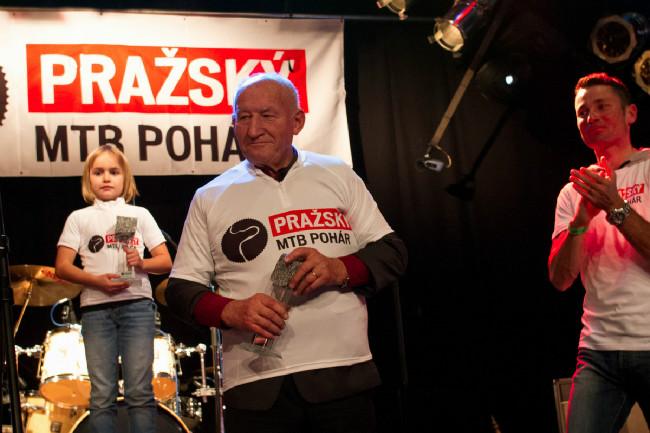 Pavel Vršecký a Babetka Kolářová