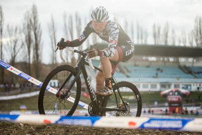 Holandská bikerka Anne Terpstra