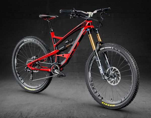 YT Industries 2017