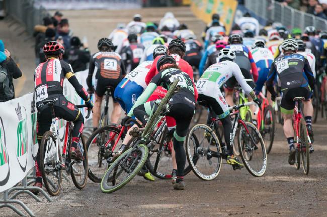 SP v cyklokrosu #8, Fiuggi 2017