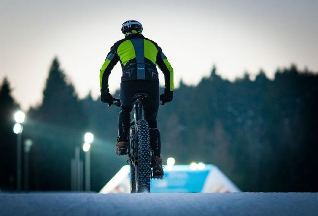 Stopa pro život 2017 - Fatbike Race Nové Město n. Moravě