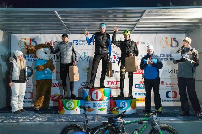 Fotogalerie: Fatbike Race Nové Město n. Moravě 2017