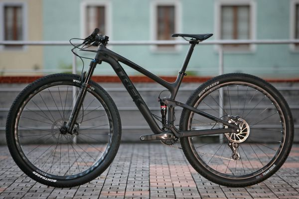 Trek Top Fuel 9.8 SL