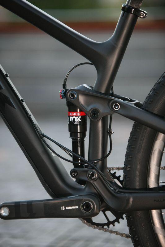 Trek Top Fuel 9.8 SL