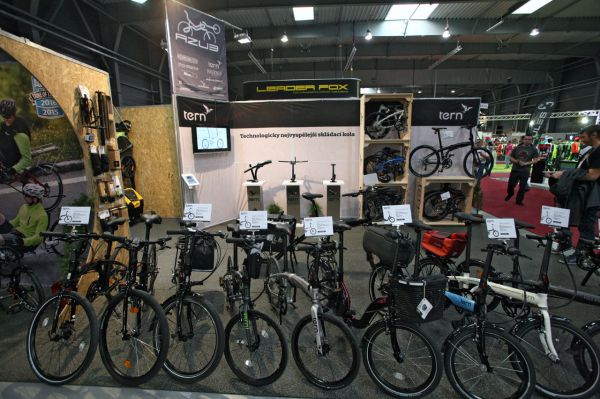 For Bikes 2017 stánky