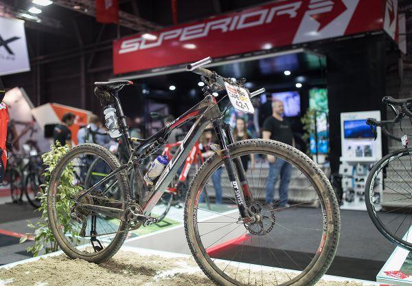 For Bikes 2017 - čerstvě zaprášený SUP Filipa Adela