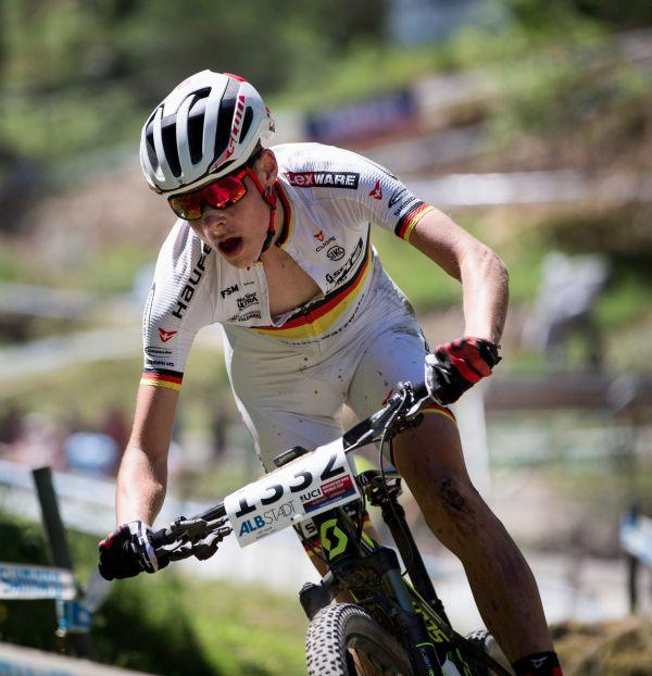 Světový pohár XCO #2 junioři - Albstadt