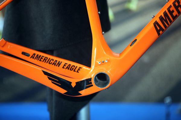 American Eagle představení 2017
