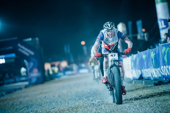 Birell MTB Night Race 2017